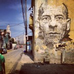 Vhils New Mural In Rio De Janeiro, Brazil (Part III)