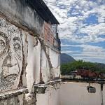 Vhils New Murals In Rio De Janeiro, Brazil