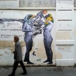 VinZ New Mural In Valencia, Spain