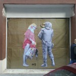 VinZ New Street Piece In Valencia, Spain (Part II)