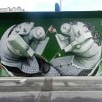 ZED1 New Murals In Copenhagen, Denmark