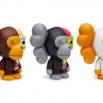 KAWS x A Bathing Ape Dissected MILO Available 25th February Noon EST