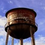 "Phlegm ""Water Tower"" New Street Piece – Lexington, USA"