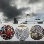 Never2501 x Ever x Pixel Pancho x Topocopy New Mural In Miami, USA