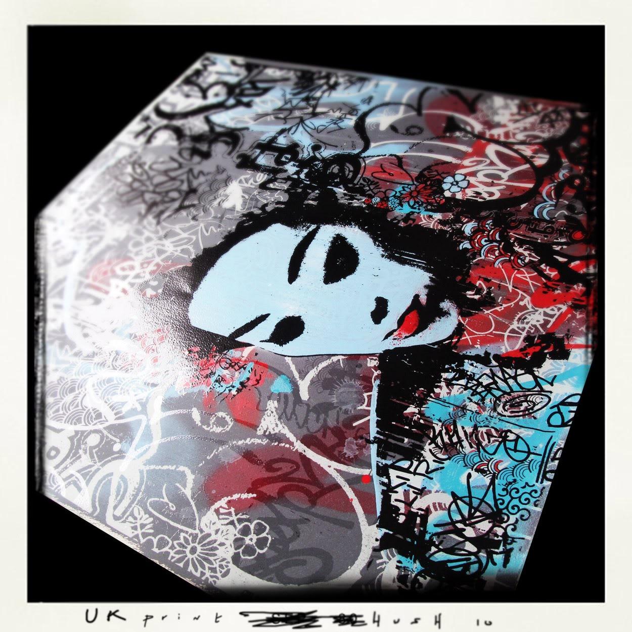 """HUSH """"Through the Night"""" Print – 20th November"""