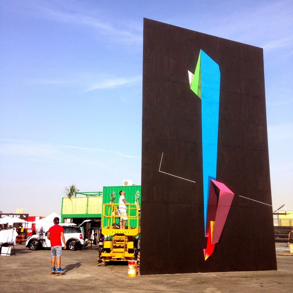 Remi Rough creates a series of new pieces in Dubai, UAE