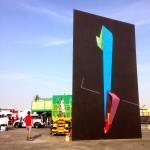 Remi Rough creates a series of new pieces in Dubai, UAE