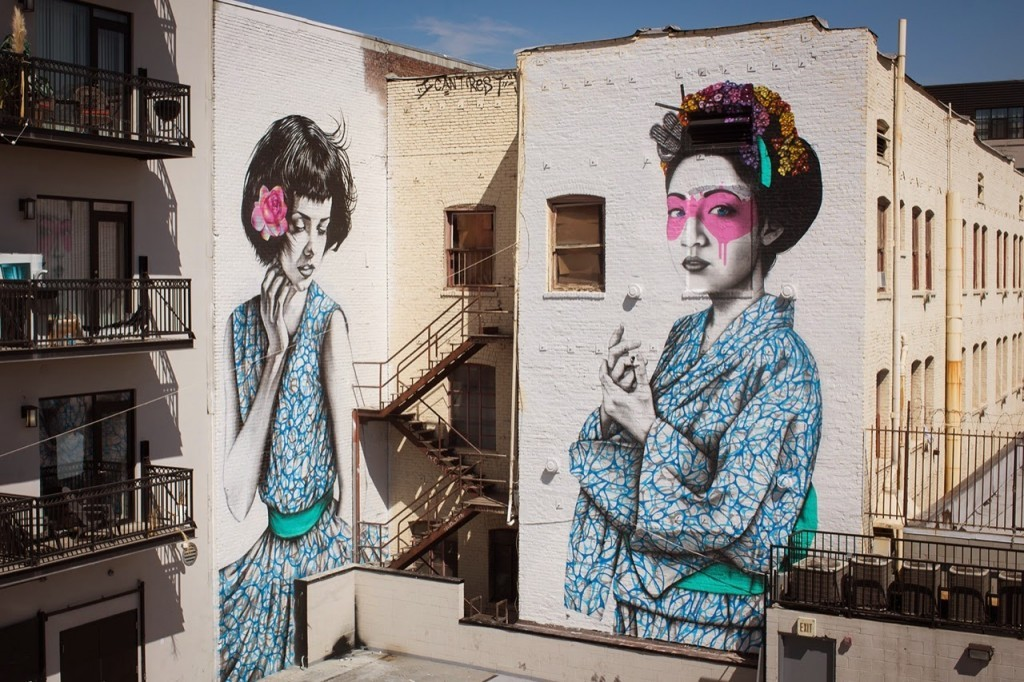 "Fin DAC x Angelina Christina ""Upon Reflection"" New Collaboration – Los Angeles, USA"