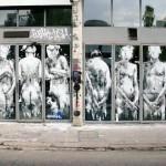 "Borondo ""Shame"" New Street Piece – Athens, Greece"