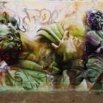 PichiAvo New Mural – Almeria, Spain