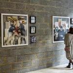 "Coverage: VinZ ""Tempus Fugit"" Solo Exhibition @ London's RexRomae Gallery"