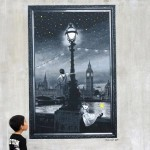 "Roamcouch ""When You Wish Upon A Star London"" New Mural – Gifu, Japan"