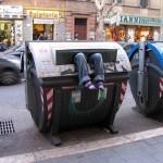 Mark Jenkins New Street Pieces In Roma, Italy (Part II)
