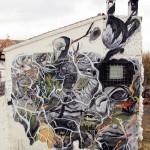 """Laguna """"Y No Vuelvas"""" New Mural – Almagro, Spain"""