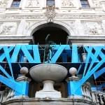 Lek & Sowat unveil an installation at the Villa Medici in Rome