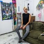 Artist Interview & Studio Visit: Elle