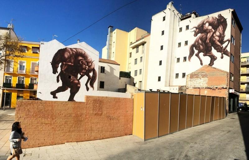 """The Rapture"" by Franco Fasoli Jaz in Madrid"