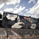 """Main Pollution"" by Pastel in Gainesville, Florida"