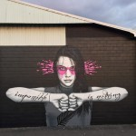 """Rotokaha"" by Fin DAC in Mount Maunganui, New Zealand"