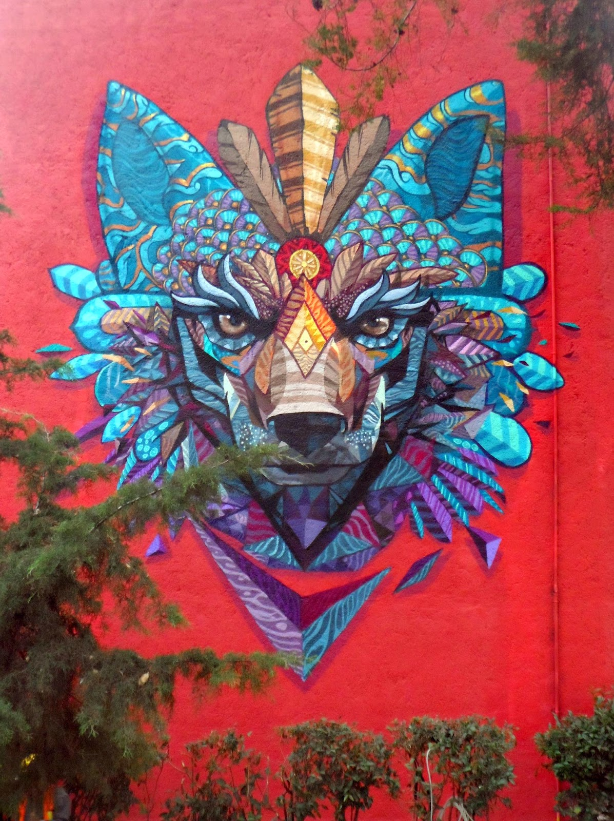 The 25 most popular street art pieces of 2015 for Arte mural mexicano