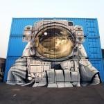 St+Art India: Never Crew in New Delhi