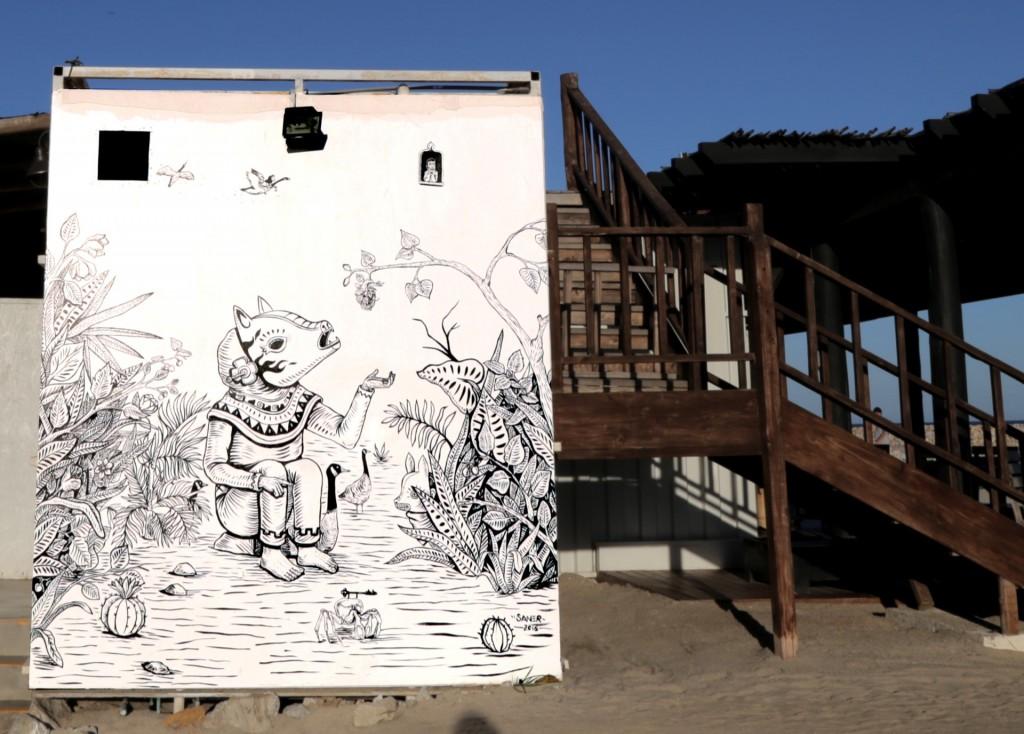 """""""The Rebirth Of Ganzo"""" by Saner in Los Cabos, Mexico"""