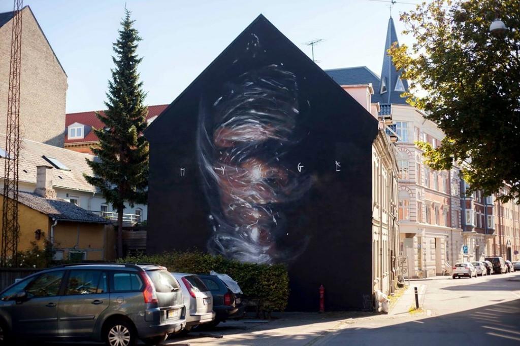 Axel Void in Aalborg, Denmark