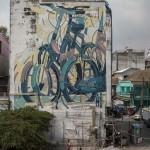 Aryz in Bangkok, Thailand