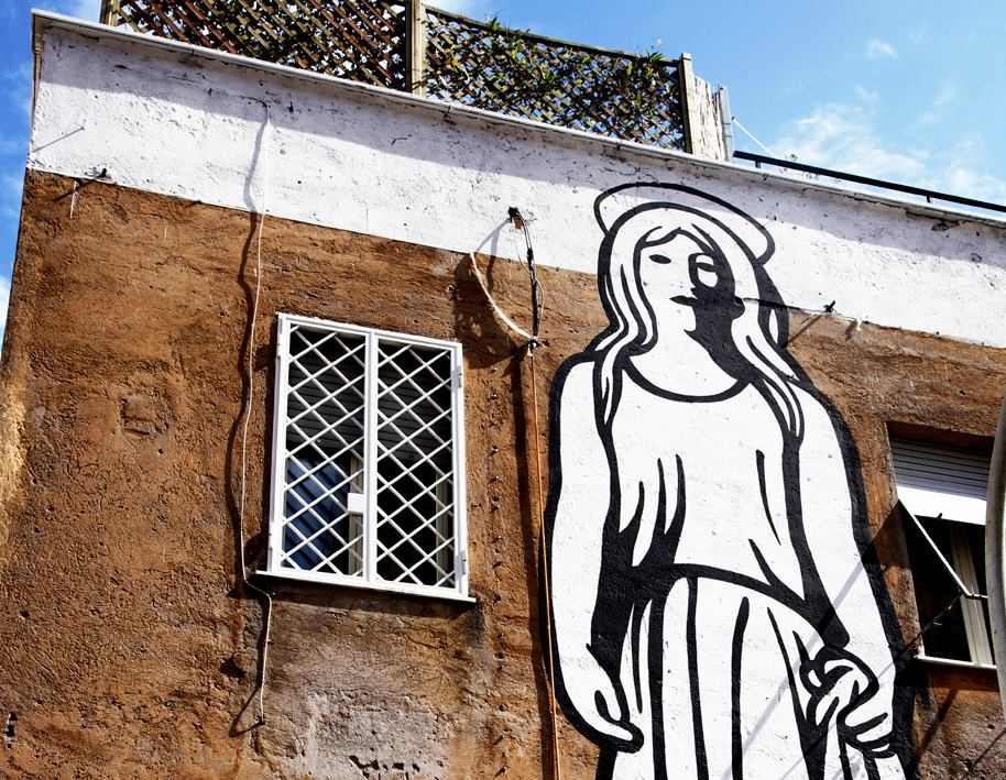 MP5 in Rome, Italy