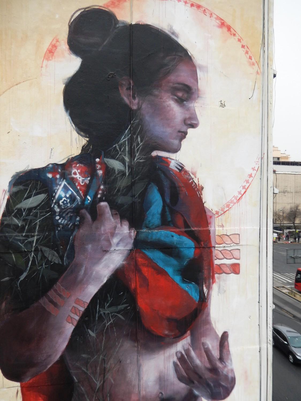 """""""Mascara Social"""" by Bosoletti in Mexico DF"""