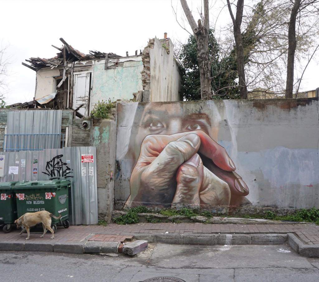 Case Ma'Claim in Istanbul, Turkey
