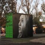 Portraits by Guido Van Helten in Australia