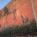 Pixel Pancho in in Youssoufia, Morocco