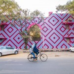 St+Art India: Reko Rennie in New Delhi