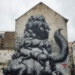 The Crystal Ship: ROA in Oostende, Belgium