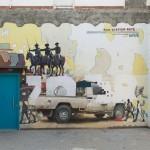 "Aryz, Zoer & Daniel Munoz ""SAN"" Collaborate in Granollers, Spain"