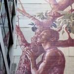 Fintan Magee in CBD, Melbourne
