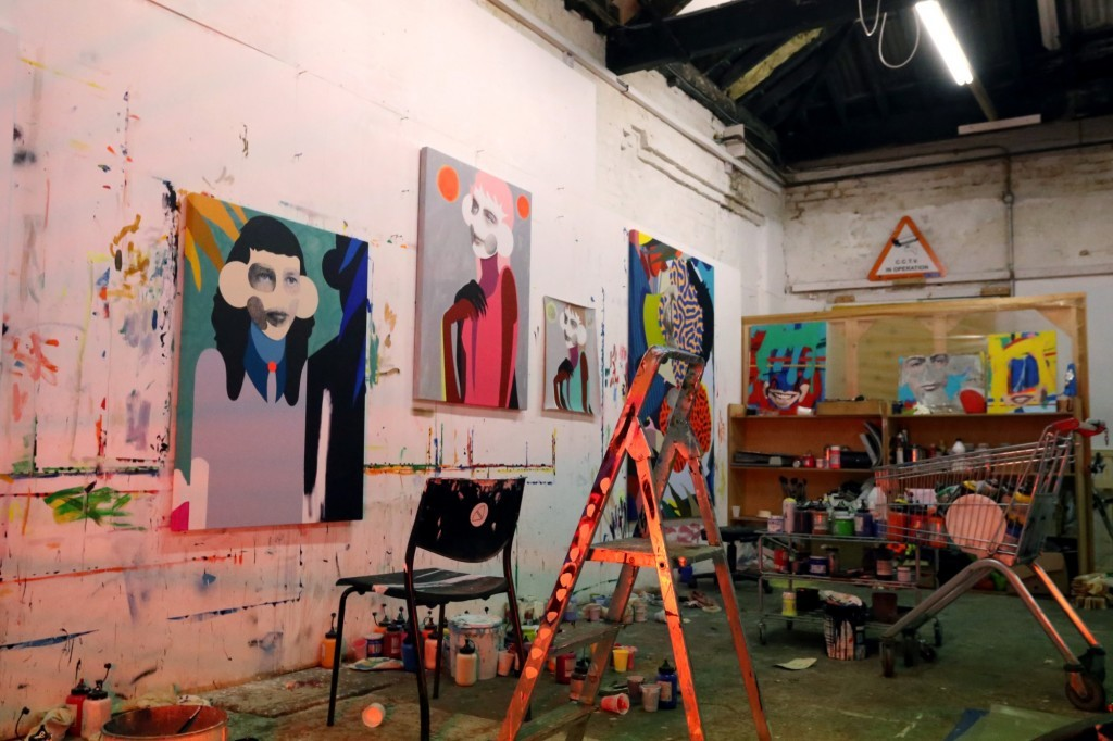 Studio Visit: Paul Insect
