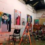 Studio Visit: Paul Insect