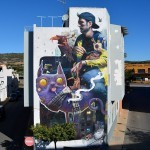 Sebas Velasco & Dulk collaborate in Torreblanca, Spain