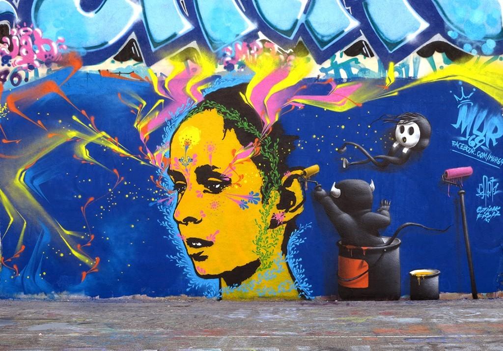 Stinkfish & Cart'1 in Lyon, France
