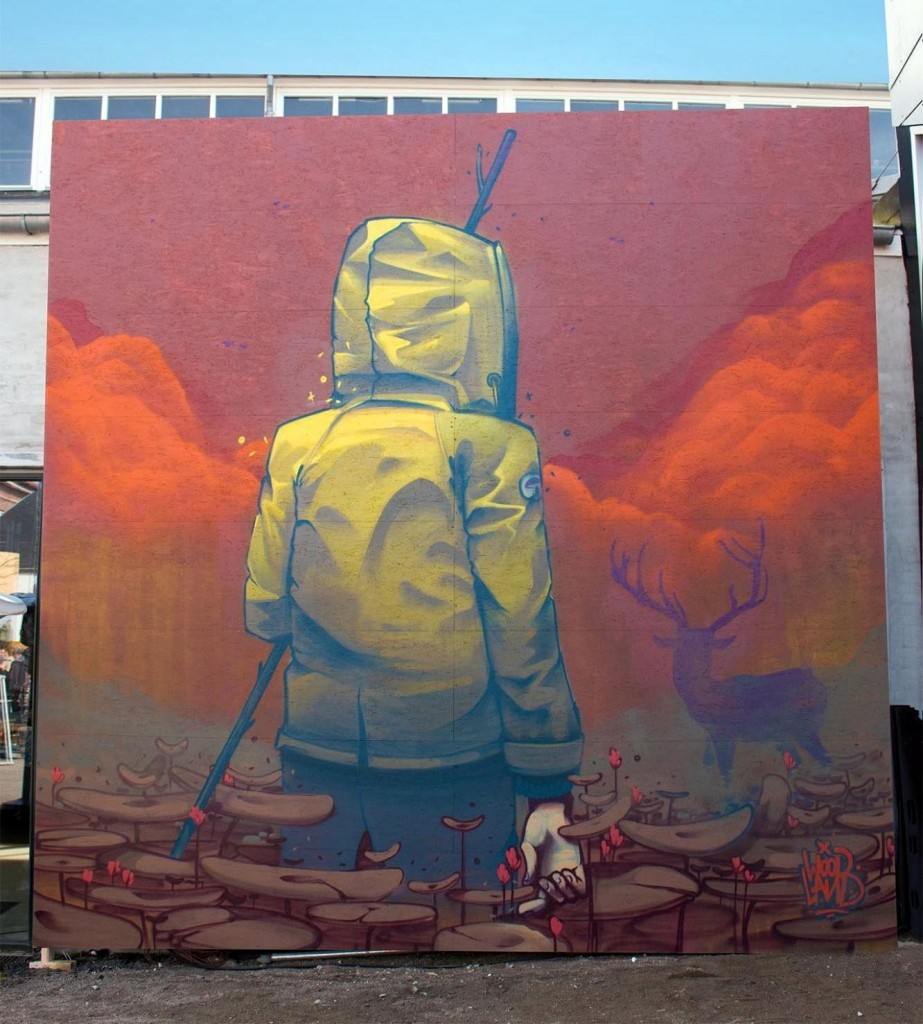 """Contact"" by Mr.Woodland in Aarhus, Denmark"