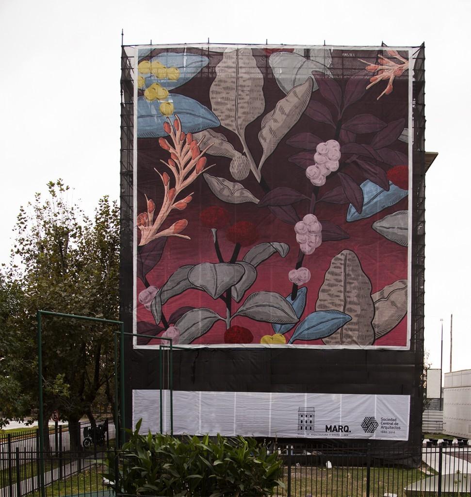 """""""Piel de Serpiente"""" by Pastel in Buenos Aires"""