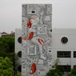 """""""Childhood dream"""" by Millo in Shanghai, China"""