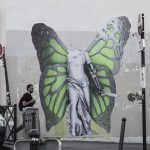 """Victory"" by Ludo in Paris, France"