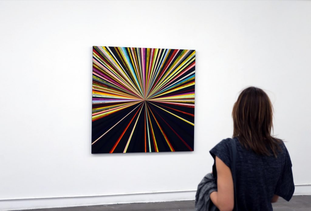 "Coverage: ""Between The Lines"" Group Show @ Dubai's The Mine"