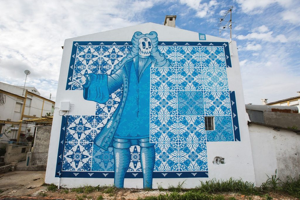 """Comvida"" by AddFuel in Lisbon"