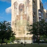 """Saint Sofia Cathedral"" by Borondo in Kiev"