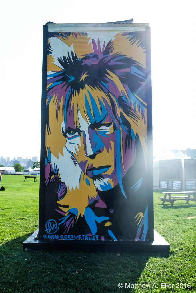 PREVIEW – Governors Ball Music Festival Mural Project 2016, NYC
