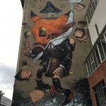 """The Story of Reynard"" by Veks Van Hillik in Grenoble, France"